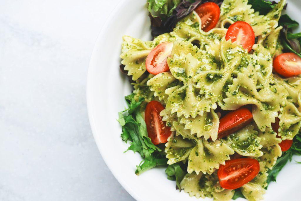 photo of pasta bowl