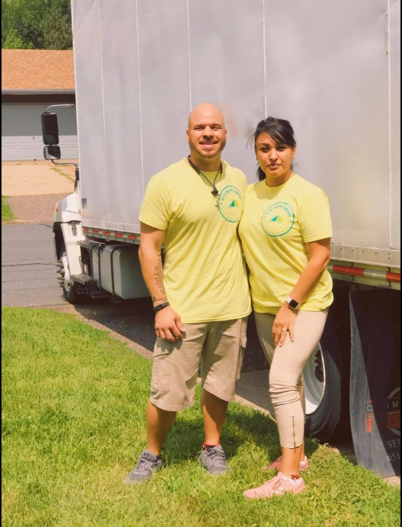 hire a moving company relief movers blaine mn