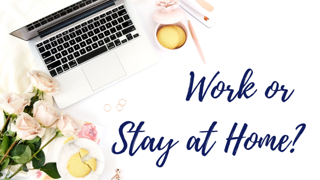 image for section work vs. stay at home mom | dad